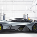 Aston Martin revela protótipo do AM-RB 001