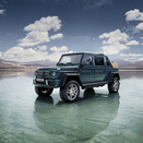 Mercedes lança SUV luxuoso Maybach G650 Laundalet