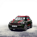 MINI revela o Countryman JCW 2017