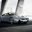 Novo protótipo do BMW i8 Spyder no CES