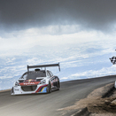 Próximo desafio do Peugeot 208 T16 Pikes Peak é Goodwood