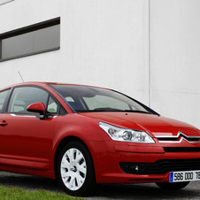 Citroën C4 Coupe 1.6HDi 110cv Airdream Loeb