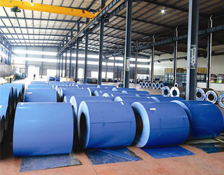 Classification of Prepainted Steel Coil Used in Construction