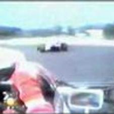 Senna's first lap on the 1992 Hungarian GP