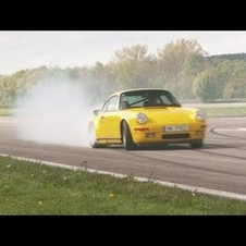 Car and Driver: Abroad - RUF Yellowbird and RUF CTR 3 - CAR and DRIVER