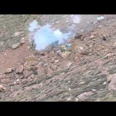 Jeremy Foley Crash - Pikes Peak 2012