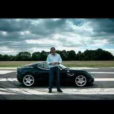 Car = Art: Alfa Romeo 8C - Top Gear - BBC