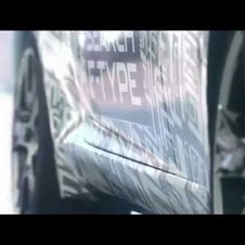 2013 Jaguar F Type trailer prototype Martin Brundle development test