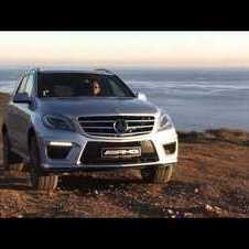 The New ML 63 AMG: A High Performance Cannonball